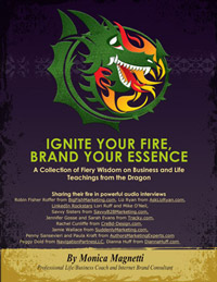 Ignite your fire, Brand Your Essence