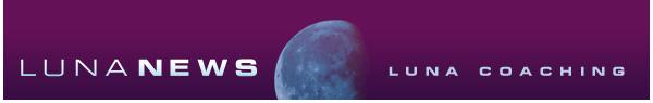 Luna News: Luna Coaching