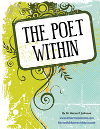 The Poet Within by Dr. Karen Johnson