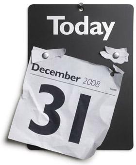 December 31, 2008