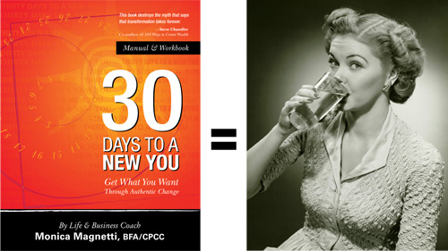 30 Days to a New You - Drink the water